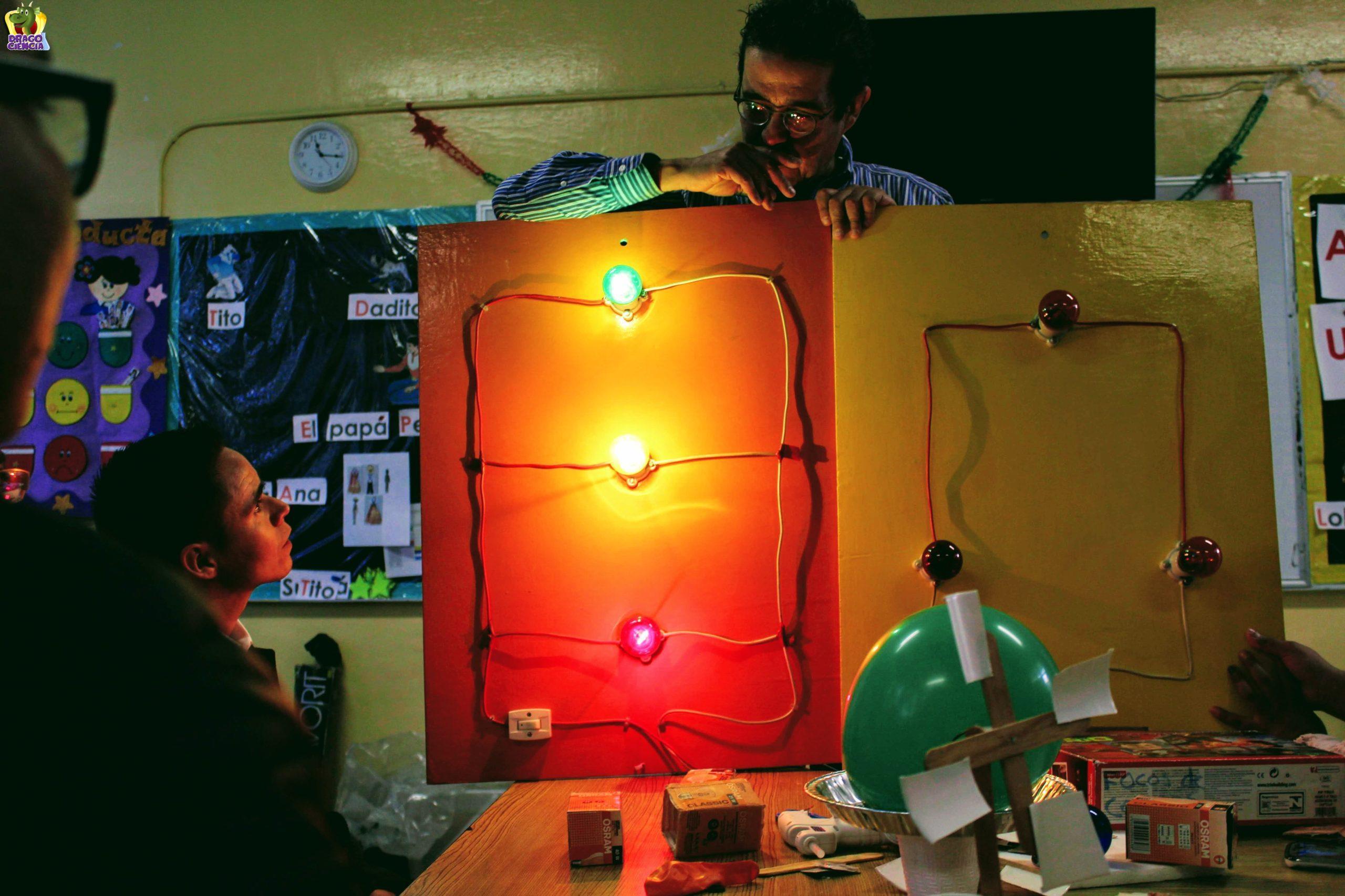 Taller de electricidad y magnetismo